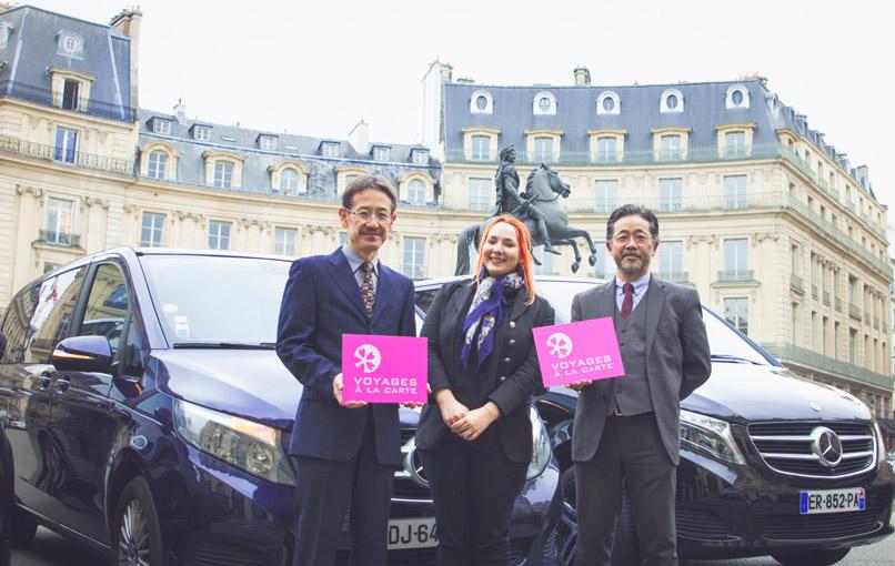 日本人ドライバー空港送迎